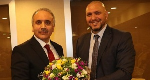 Başakşehir İlçe Milli Eğitim Müdürlüğüne Oflu Coşkun atandı