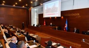 Büyükşehir Belediyesi Meclisi Şubat Toplantılarını tamamladı