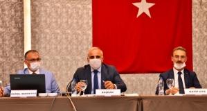 DKBB 1. Olağan meclis toplantısı yapıldı