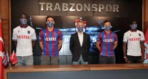 Trondsen, Edgar, Marlon ve Plaza imzayı attı