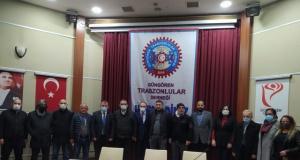 Güngören Trabzonlular Derneği'nde Yılmaz yeniden başkan