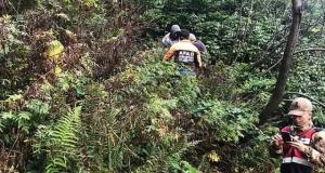 Hayrat'ta kaybolan iki kişi bulundu
