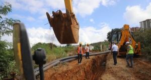 Of'a 40 milyonluk içme suyu yatırımı