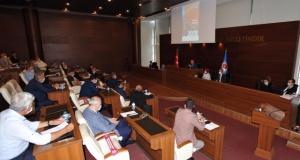 Zorluoğlu'nun faaliyet raporu kabul edildi