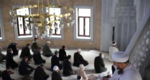 İrfanlı Büyük Cami'de ilk Cuma