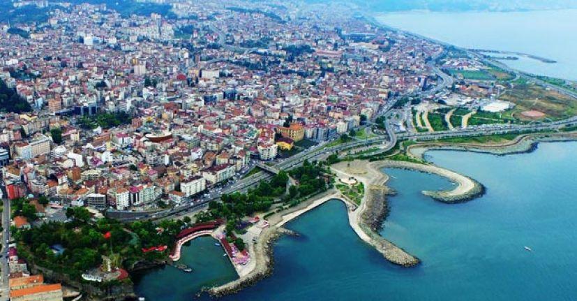 Trabzon'un nüfusu 809 bin