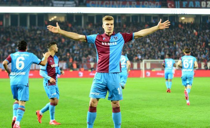 Trabzonspor Fener'i bu kez kupada yendi