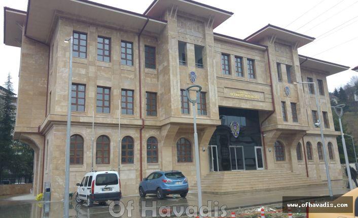 Of'a Şehit Ali İhsan Bıyık Polis Merkezi Amirliği