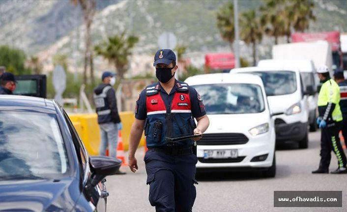 Trabzon ve 8 ile Seyahat Kısıtlaması yasağı kaldırıldı