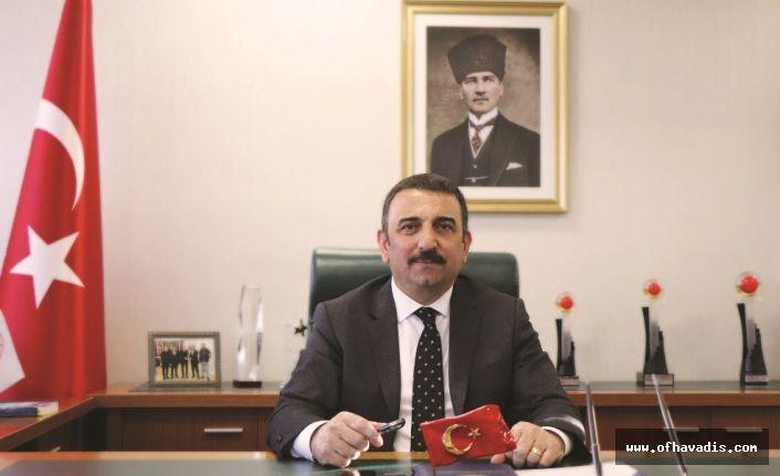 Osman Hacıbektaşoğlu Siirt Valiliğine atandı