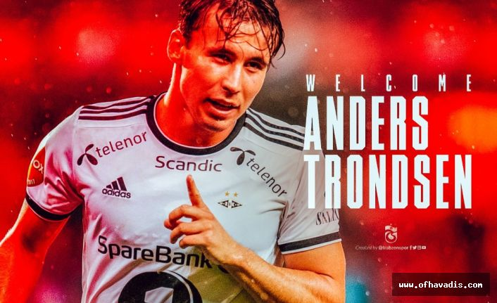 Anders Trondsen ve Stiven Plaza Trabzonspor'da