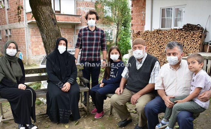 Yalçınkaya ailesi yaşadıkları koronavirüs sürecini unutamıyor
