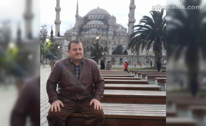 Ali İhsan Öztürk son yolculuğuna uğurlandı