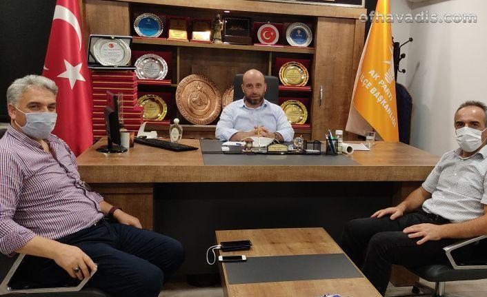 """Başkan Terzioğlu; """"İlk günkü aşkla çalışıyorum"""""""