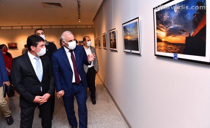 Trabzon'da Gün Batımı konulu fotoğraf sergisi