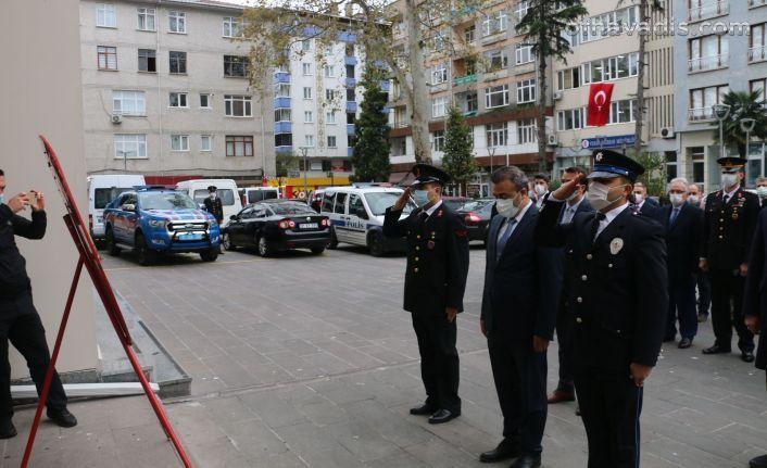 Atatürk ölümünün 82. yılında Of'ta anıldı