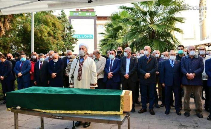Bakan Soylu ve Dönmez ailesinin acı günü