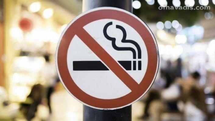 Of'ta ana cadde ve bulvarlarda sigara içmek yasak