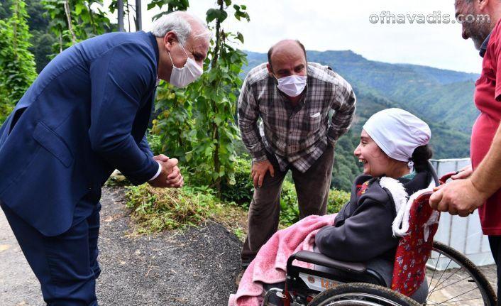 Başkan Zorluoğlu'ndan dünya engelliler günü mesajı