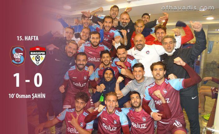 Ofspor Manisaspor'u tek golle geçti