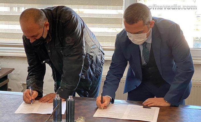 OF TSO ile Halk Bankası arasında anlaşma imzalandı
