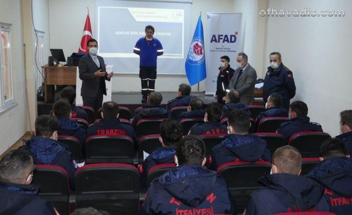Büyükşehir'den arama kurtarma ekibine özel eğitim