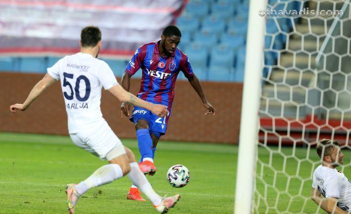 Trabzonspor ilk kez 4'ledi