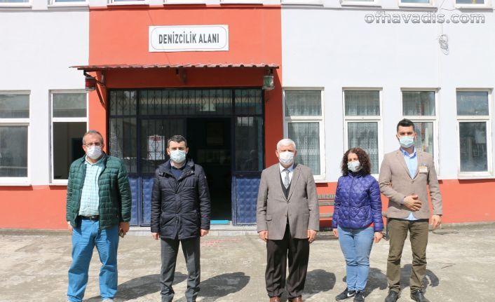 HMB Ulusoy Lisesi Proje okulu oldu