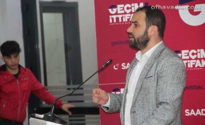 Başkan Muratoğlu; Saadet En Güçlü Dönemini Yaşıyor