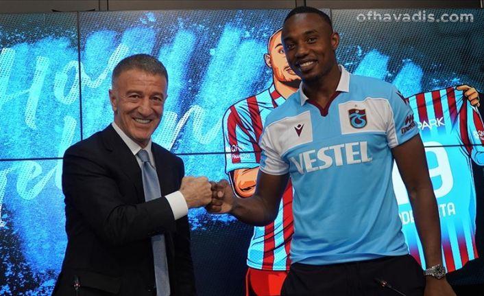 Trabzonspor Koita ile 3 yıllık sözleşme imzaladı