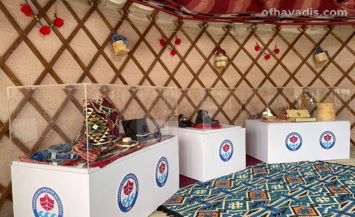 Büyükşehir'den Malazgirt Zaferi etkinliklerinde Otağ Çadırı