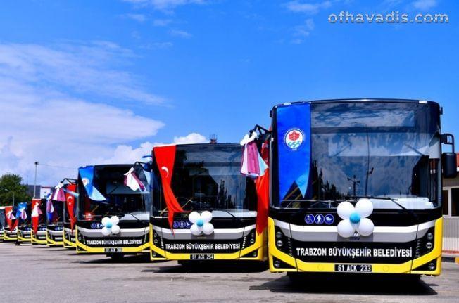 Otobüs sefer saatlerinde güz dönemi uygulaması başlıyor