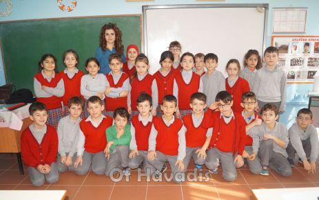 28 Şubat İlkokulunda hedef Dünyanın en iyi ilkokulu olmak