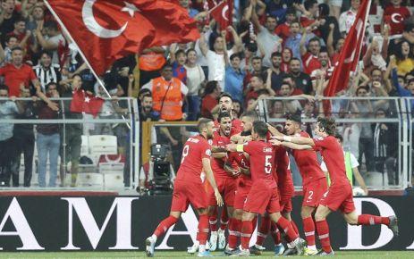 A Milliler Andorra'yı son dakika golüyle geçti
