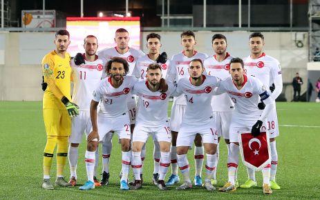 A Milliler gençlerle Andorra'yı 2-0 yendi