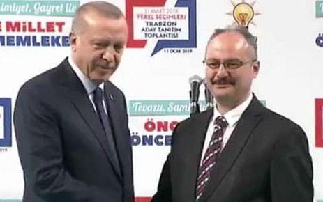 Ak Parti Dernekpazarı'nda Başkan Aşık ile devam dedi