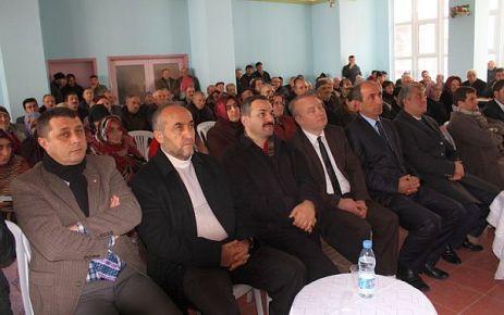 Ak Parti Dernekpazarı'nda Usta yola devam dedi