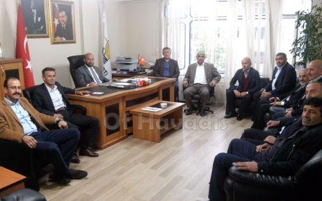 Ak Parti Grubu Meclis öncesi toplandı