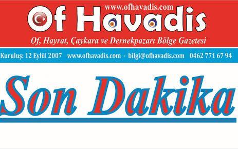 AK Parti Of Belediyesi Meclis Üye Listesi belli oldu