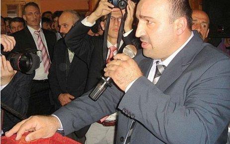 Ak Parti Of İlçede ilk başkan adayı Ünal çelik