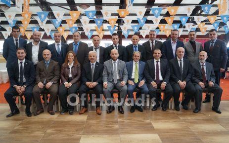 Ak Parti Of Yeni Yönetim ve İl Delege Listesi