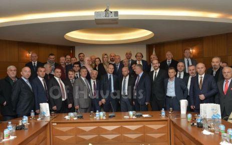 Ak Parti Of yönetimi Ankara'ya çıkarma yaptı