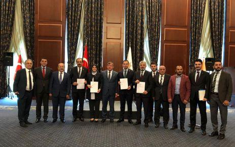 AK Parti Trabzon'a 59 Aday Adayı başvuru yaptı
