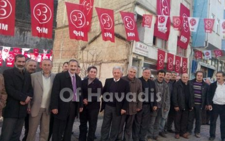 Ak Parti'den aday yapılmayan Atalay, MHP'den aday oldu