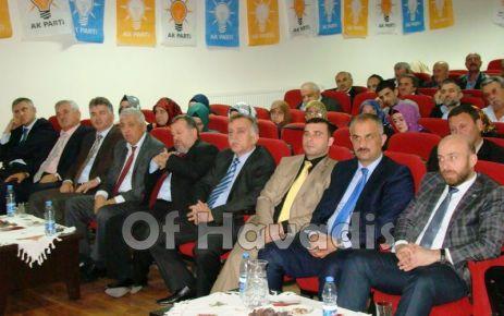 Ak Parti'nin aday adayları görücüye çıktı