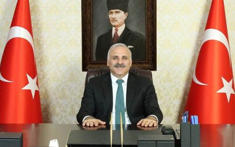 AK Parti'nin Büyükşehir adayı Çaykaralı Vali Zorluoğlu