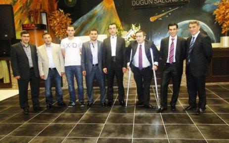 Aktürk ve Aileleri İstanbul'da buluşturdu