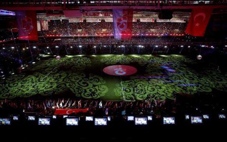 Akyazı Spor Kompleksi'ne muhteşem açılış