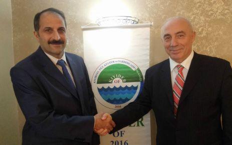 Ali Köseoğlu Kıyıboyu Derneğinin yeni başkanı