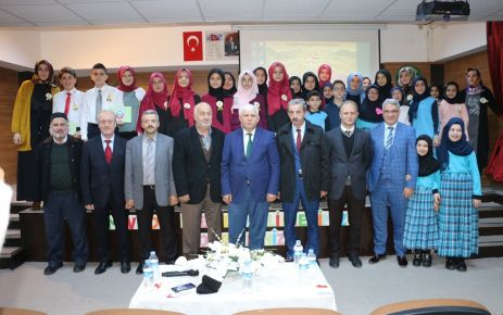 Ali Yeşilyurt İHO'da Mevlidi Nebi Programı ve kermes